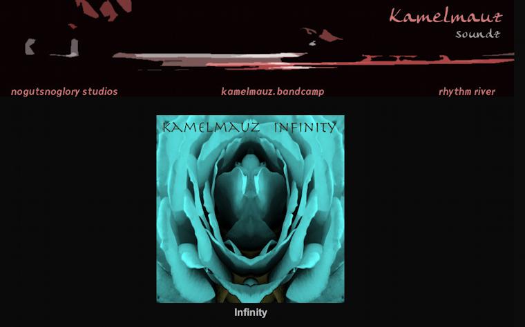 Kamelmauz Infinity