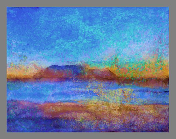 Table Mountain #4 (S.Calhoun)